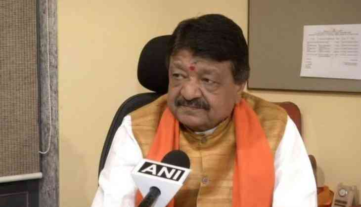 Mamata handed over West Bengal to goons: BJP leader Kailash Vijayvargiya