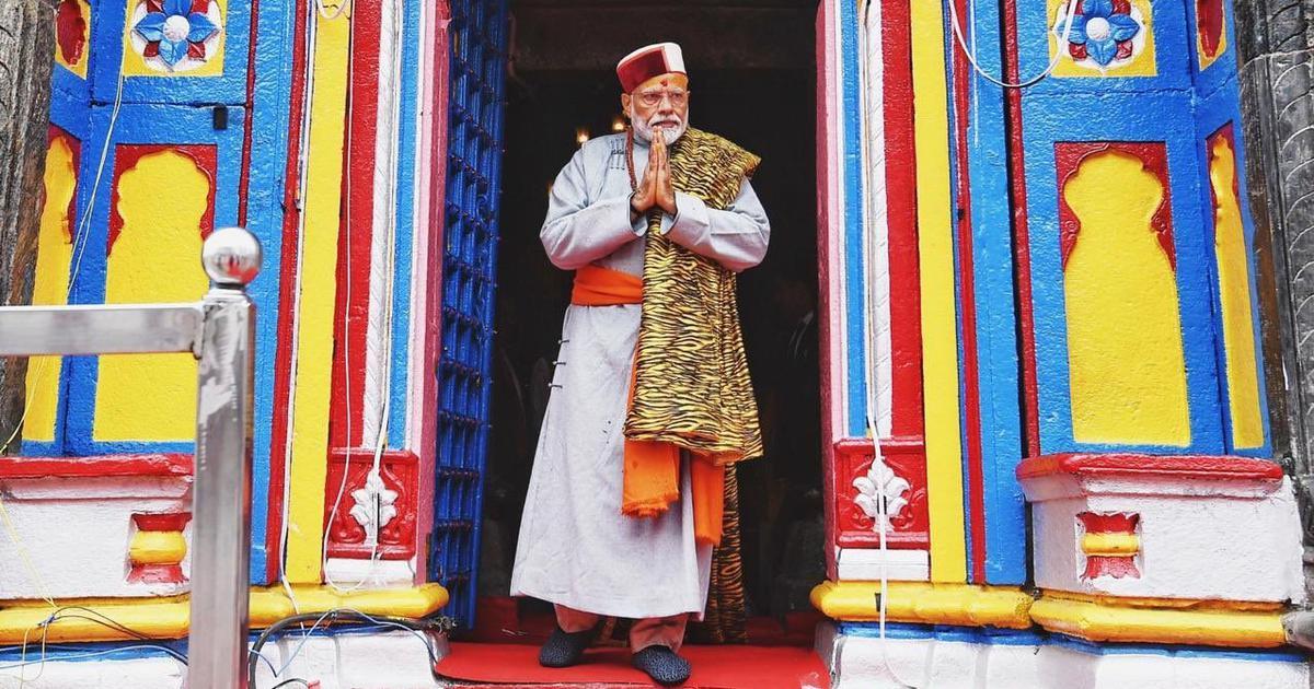 Trinamool Congress complains to poll panel against media coverage of Narendra Modi's Kedarnath visit