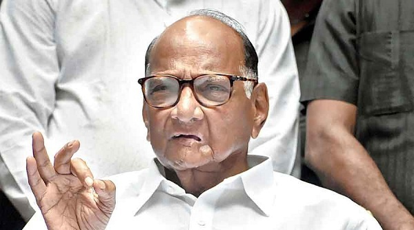 On Tax Notice Sent to Sharad Pawar, Election Commission Says Didn