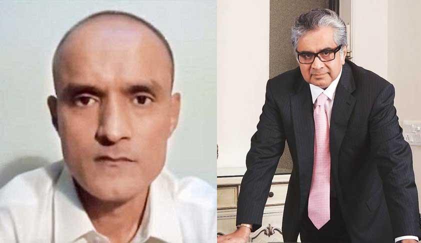 Harish Salve charged Re 1 to fight Kulbhushan Jadhav case at ICJ: Sushma Swaraj