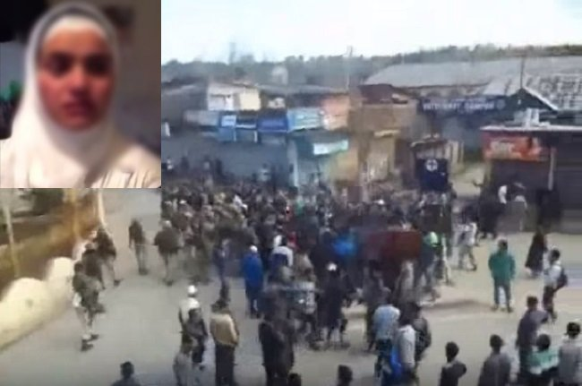 Handwara girl now claims trooper tried to molest her