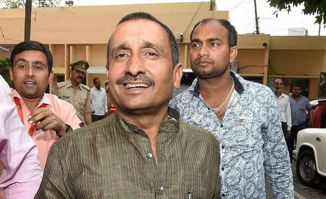 CBI books UP BJP MLA Kuldeep Singh Sengar in Unnao rape case