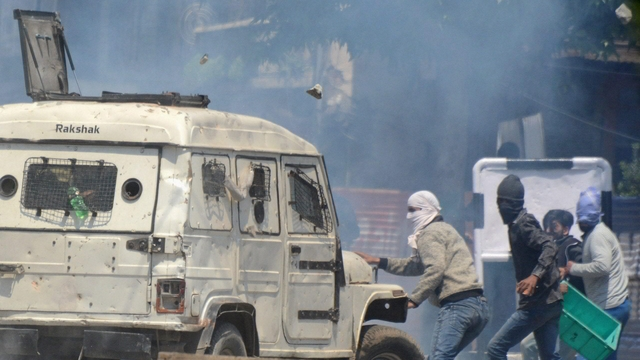1 dead, 50 hurt in protests after killing of Sabzar Bhat