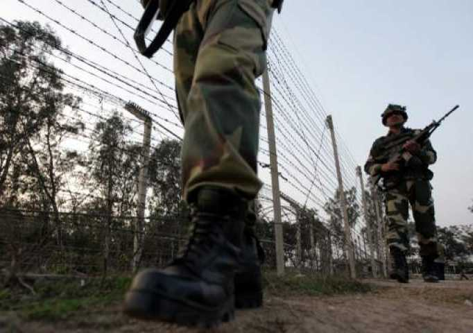 Cease fire violation by Pak again at Nowshera, J&K