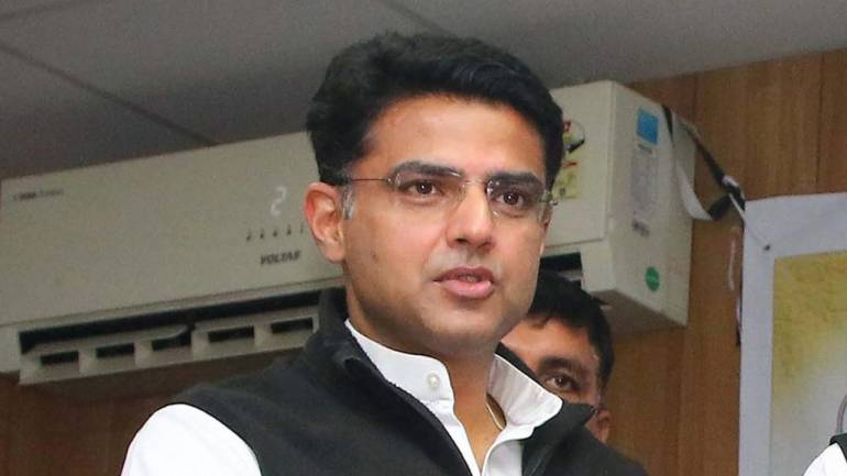 Congress to stake claim on government in Rajasthan: Sachin Pilot
