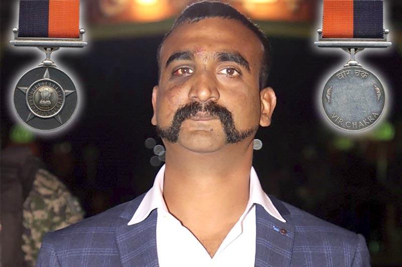 Wing Commander Abhinandan likely to get Vir Chakra