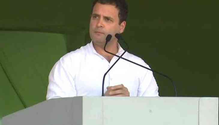 Rahul Gandhi accuses Centre of loot by hiking fuel prices