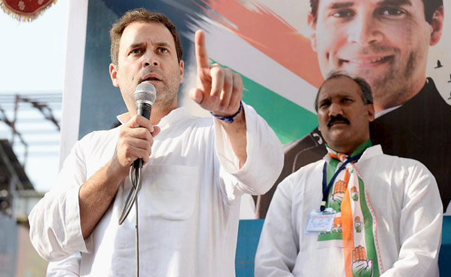 Congress calls for second freedom struggle against Modi govt at CWC meeting; Rahul asks why Rafale contract not given to HAL