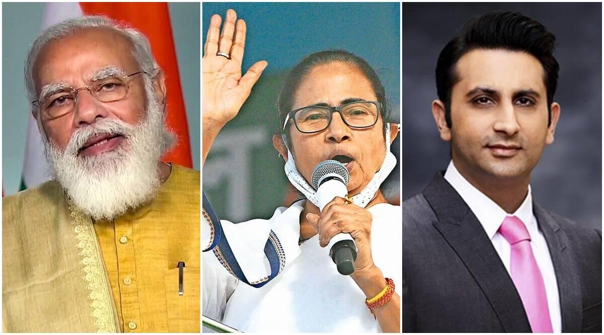 PM Modi, Mamata Banerjee among Time