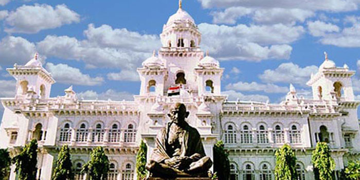 Telangana State Assembly session from March 10