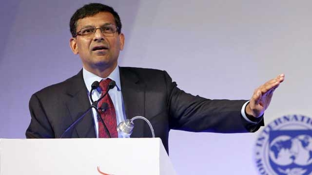 India's growth not creating enough jobs, says Raghuram Rajan
