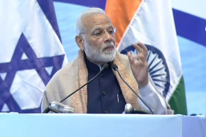 Role of business & industry is crucial in transformation of ties between India & Israel: PM Modi