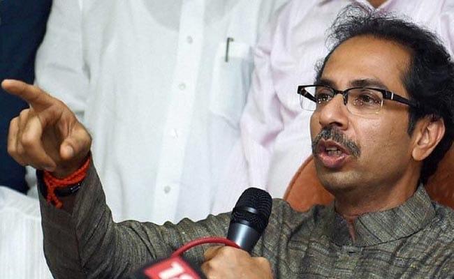 """""""One Who Will Defeat Shiv Sena Is Yet To Be Born"""": Uddhav Thackeray"""