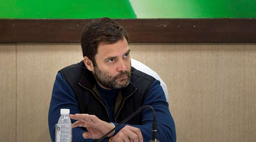 Rahul Gandhi to visit flood-hit Wayanad on Sunday