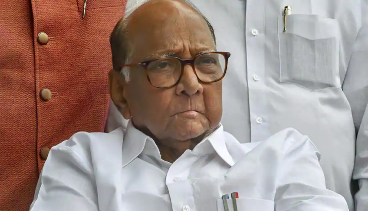 Sharad Pawar is trying to get Congress and AAP together for Lok Sabah elections