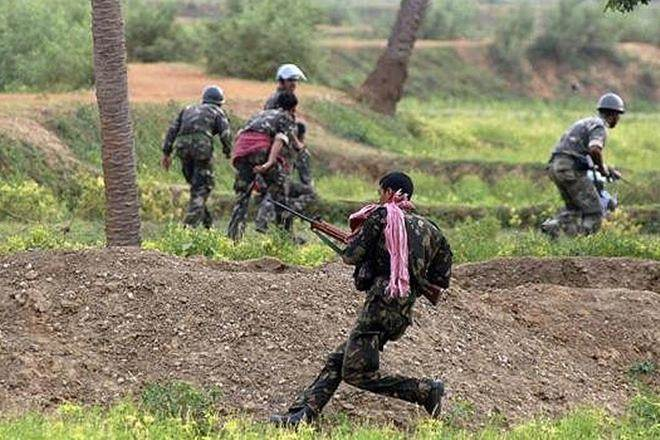 Naxal killed in encounter with police in Chhattisgarh