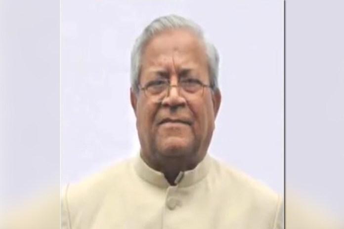 PB Acharya sworn in as Manipur Governor