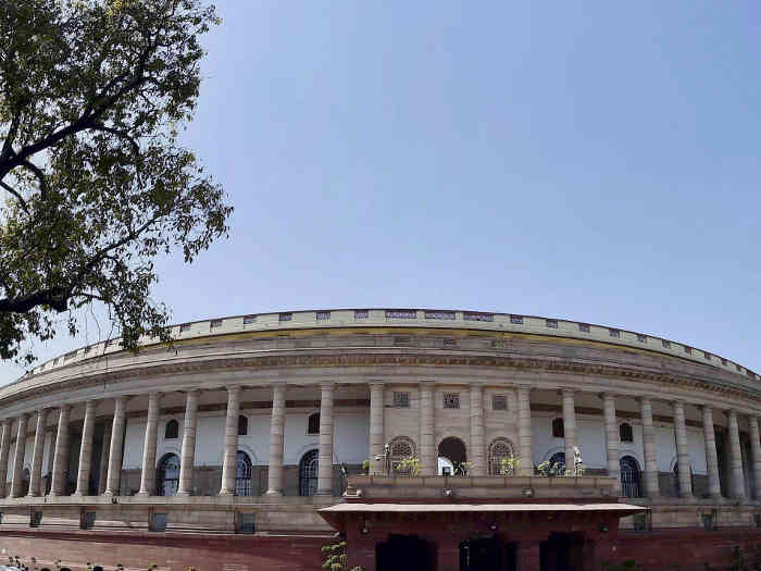 Parliament Winter Session: Congress stages walkout in Lok Sabha over electoral bonds