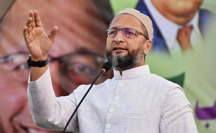 Asaduddin Owaisi welcomes CM KCR regret statement on damage to mosque, temple during secretariat demolition