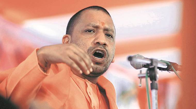 UP CM Adityanath while addressing a campaign rally in Hyderabad says