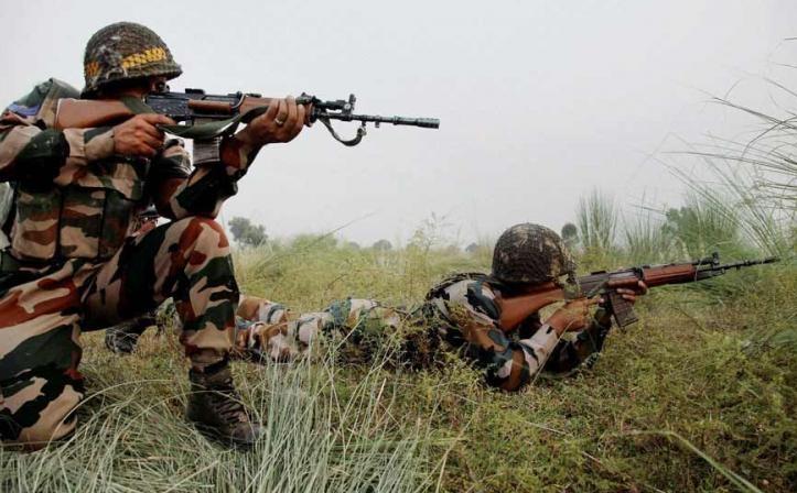 Pakistan violates ceasefire in Krishna Ghati sector, one jawan injured