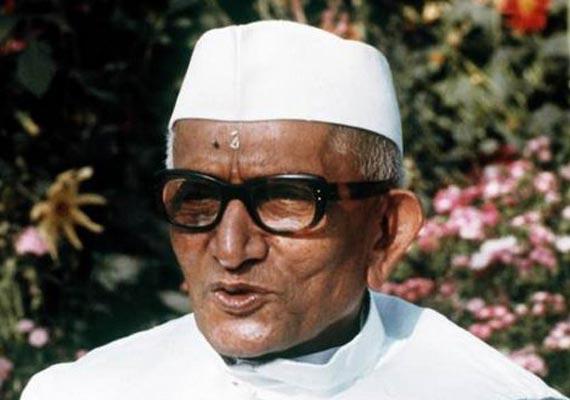 Modi pays tribute to former PM Morarji Desai on his 120th birth anniversary