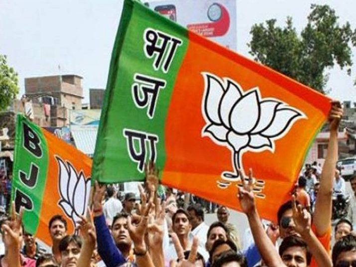 BJP leading in all four seats of Himachal Pradesh