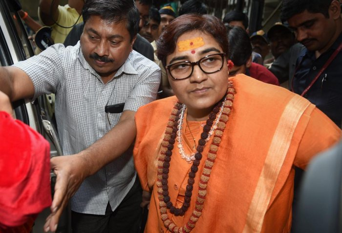 Doctor arrested for sharing derogatory post on Sadhvi Pragya in Mumbai