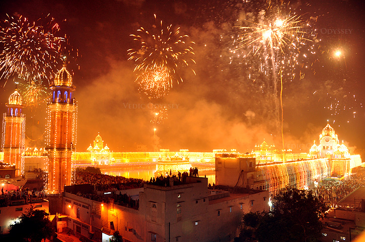 Diwali being celebrated across the country today