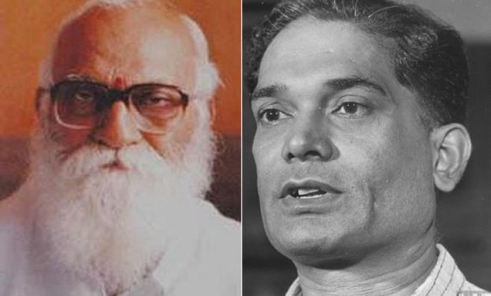Modi pays tribute to Nanaji Deshmukh, Jayprakash Narayan on their birth anniversaries