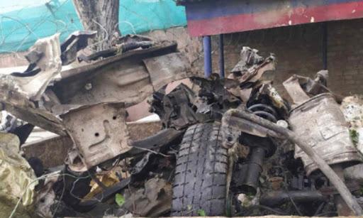Vehicle-borne IED blast averted in Pulwama: police