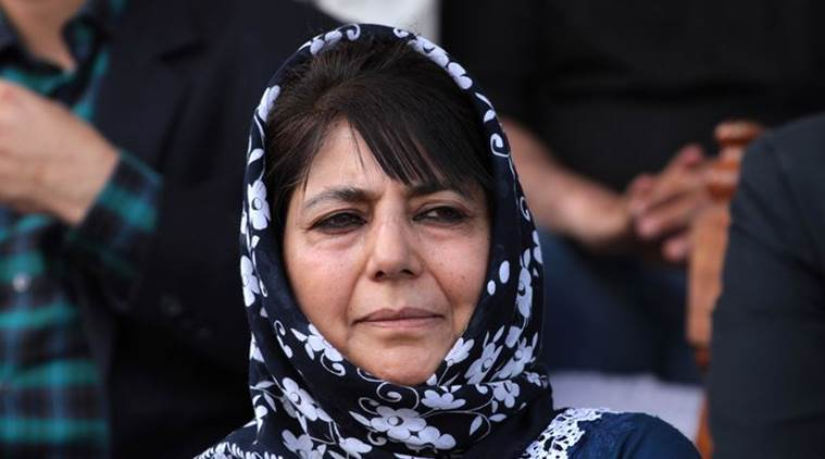 SC issues notice to J&K on plea challenging former CM Mehbooba Mufti