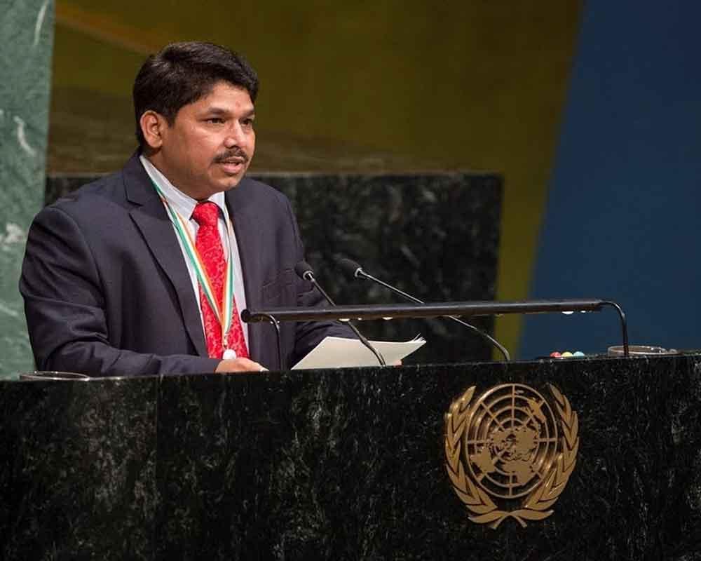 India calls for increased cooperation between FATF, UN to combat terror financing