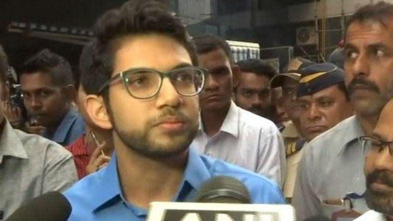 Aditya Thackeray requests Fadnavis govt to keep Mumbai open after midnight this New Year
