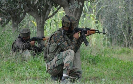 Three terrorists killed in an encounter in Sopore area of Baramulla district