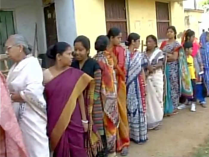 23.46% polling recorded till 9 AM in West Bengal polls
