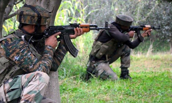 Terrorist killed in encounter in J-K
