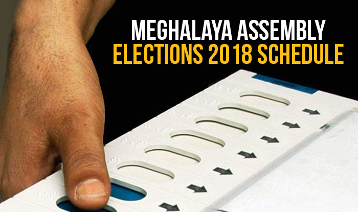 Filing of nominations for assembly elections in Meghalaya, Nagland ends today