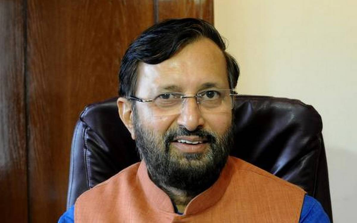 India reduces emission intensity of its GDP by 21%L Prakash Javadekar