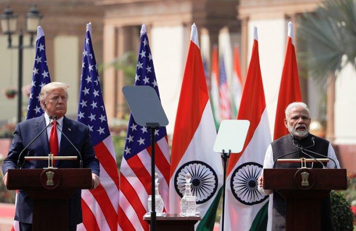indiaandusink3pacts;decidestotaketiestocomprehensiveglobalpartnership