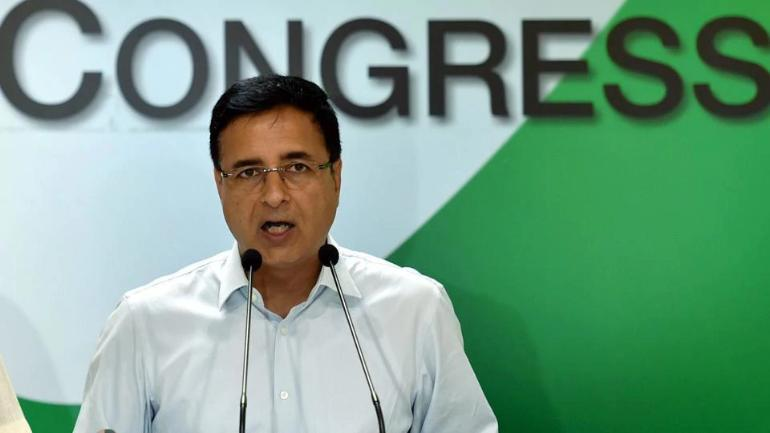CWC will meet after Parliament session: Randeep Surjewala