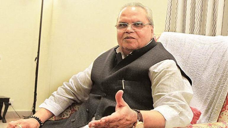 J&K Guv Satya Pal Malik says there is no shortage of any medicines in State