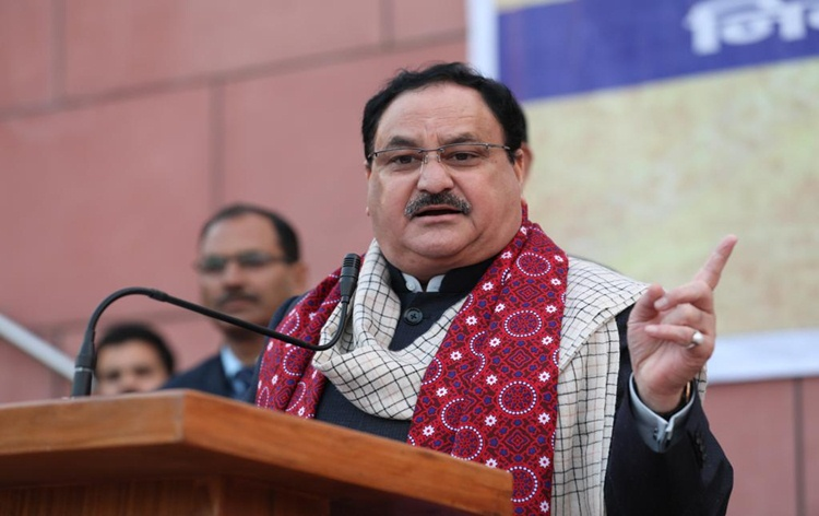 Dalits who were facing persecution in neighbouring countries will benefit from CAA: JP Nadda