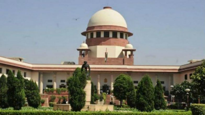 SC may hear pleas against Allahabad HC verdict on Ayodhya land dispute today