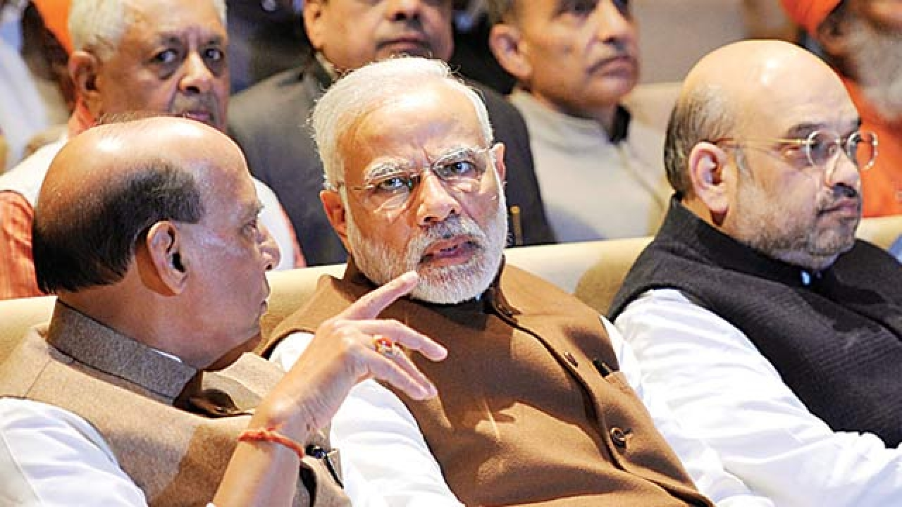 Two-day meeting of BJP National Executive begins today