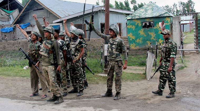 One Army jawan killed in encounter with terrorists at Tral subdivision in Pulwama
