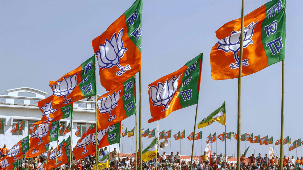 BJP set to win all 4 seats in Himachal Pradesh