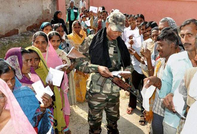 Jharkhand polls: 11.77 per cent polling recorded till 9 am