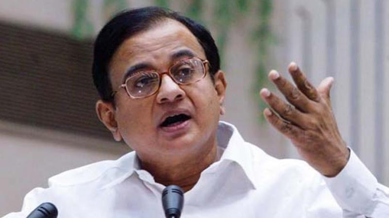 Modi govt trying to capture RBI: Chidambaram