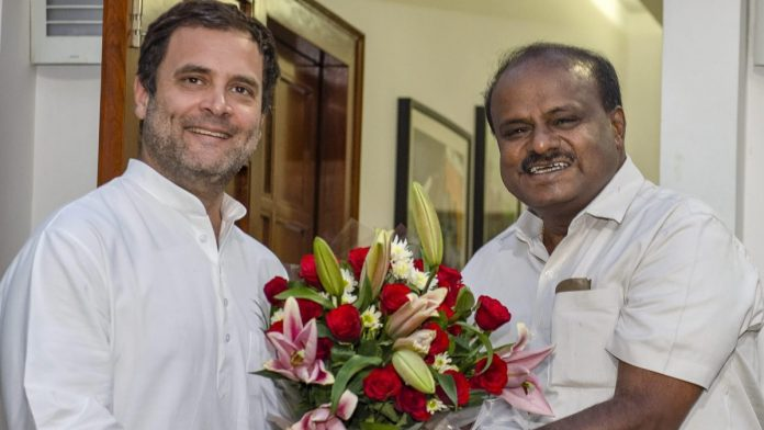 Congress, JDS will win 18-19 Lok Sabha seats in Karnataka: Kumaraswamy